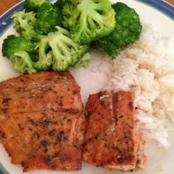 Heather's Grilled Salmon Recipe