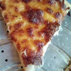 White Pizza a la Chick Lit Recipe