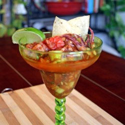 Juicy and Spicy Ceviche Recipe