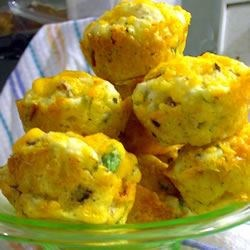 pizza muffins photos