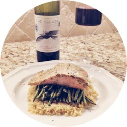 Steelhead Trout Bake with Dijon Mustard Recipe