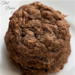Easy German Chocolate Cake Cookies Recipe