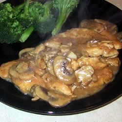 Chicken Marsala II Recipe