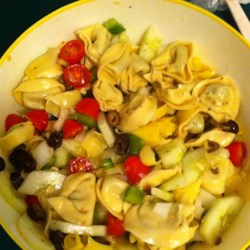 Easy Tortellini Salad Recipe