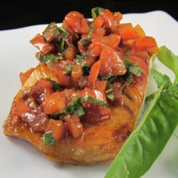 Mediterranean-Twist Salmon Recipe