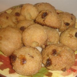 Raisin Rats Recipe