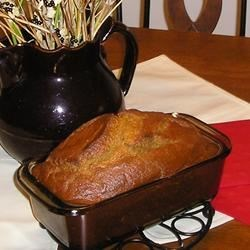 Pumpkin Pie Bread Recipe