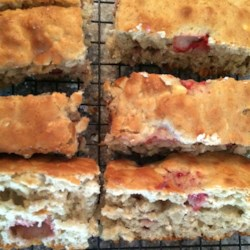 Banana Strawberry Oat Bread Recipe