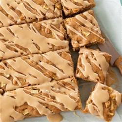 Apple Peanut Butter Cake Recipe