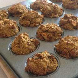 Pumpkin Quinoa Muffins Recipe