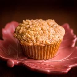 Banana Crumb Muffins Recipe