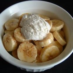 Carla's Baked Bananas Recipe