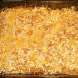 Easy Cheap and Yummy Casserole