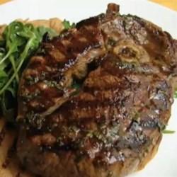 Chef John's Grilled Lamb Steaks  Recipe