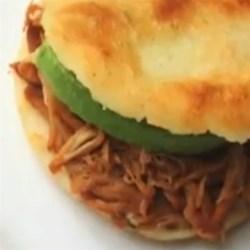 Homemade Arepas  Recipe