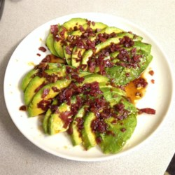 Bacon Stuffed Avocados Recipe
