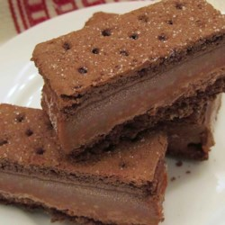 Frozen Peanut Butter Pudding Squares Recipe