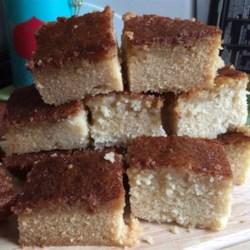 Guamanian Mochi Recipe
