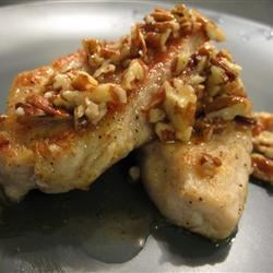 Image of Awesome Honey Pecan Pork Chops, AllRecipes