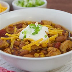 Chicken and Corn Chili from McCormick(R)