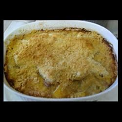 Cheesy Zucchini Casserole II Recipe