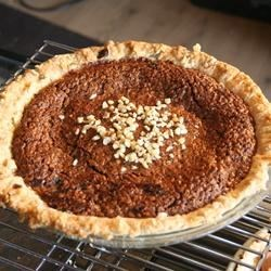 Photo of Chocolate Walnut Pie by Karin Christian