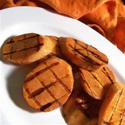 Grilled Yams |
