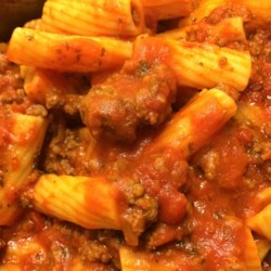 Goulash Supreme Recipe