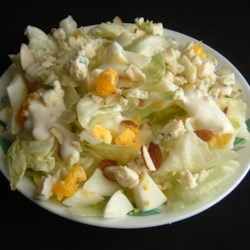First Class Bleu Cheese Salad Recipe