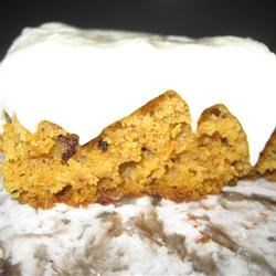 Pumpkin Bars I