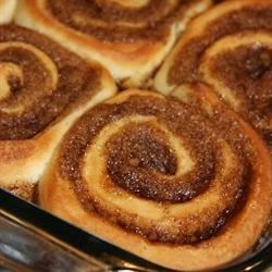 Ninety Minute Cinnamon Rolls Recipe