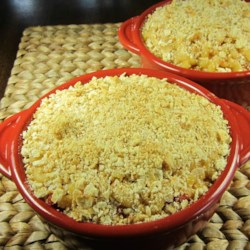Baked Tomato Mac n Cheese Casserole Recipe
