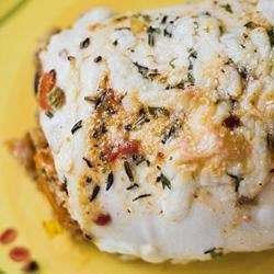 Bruschetta 'n Cheese Stuffed Chicken Breasts