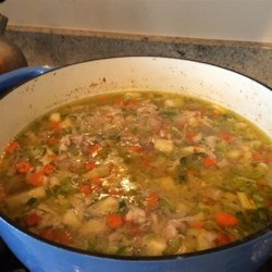 Classic Jewish Chicken Soup Recipe