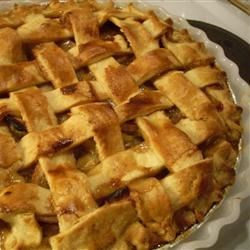 """Apple Pie by Grandma Ople"""