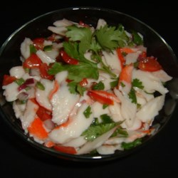 Crab Ceviche Recipe