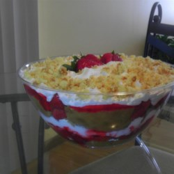 Italian-Style Strawberry Shortcake