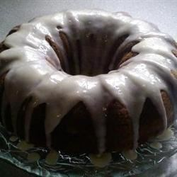 Two Ingredient Pumpkin Cake