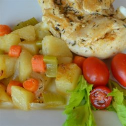 Pan-Roasted Chicken Breast Recipe