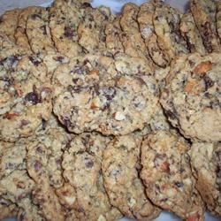 Mechelle's Chocolate Cookies Recipe