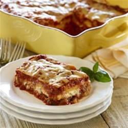 Tuscan Roasted Vegetable Lasagna Recipe