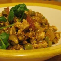 Tofu Keema