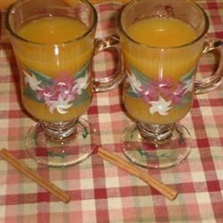 Updated Mulled Cider