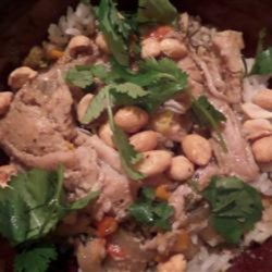 Becky's Slow Cooker Gluten-Free Thai Chicken Curry Recipe