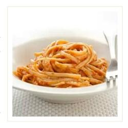 Tomato Almond Pesto (Trapanese) Recipe