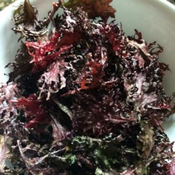 Veggie Kale Chips Recipe