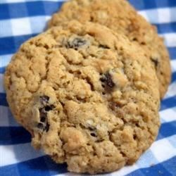 Photo of Old Fashioned Oatmeal Cookies by B. Stoltson