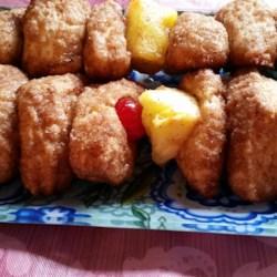 Monkey Bread Kabobs