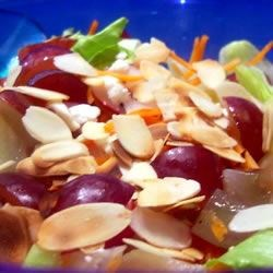 Grape and Feta Salad Recipe