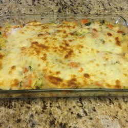 Debbie's Vegetable Lasagna Recipe